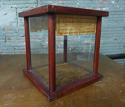 North Shore PopCorn Works General Store Counter Top Glass Display Case