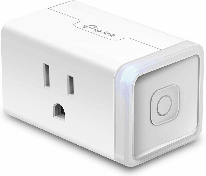 TP-Link Kasa Smart Plug Mini Smart Home Wifi outlet works w/ Alexa & Google Home