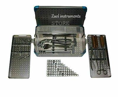 Veterinary Mini-micro Fragment Orthopedics System Kit 1.5mm 2.0 2.7 3.5 4.0