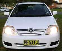 Immaculate condition....Toyota corolla 2007 Busby Liverpool Area Preview