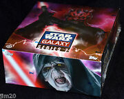 Star Wars Galaxy 7 Hobby Box