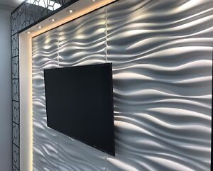 3D wall panels $3 per square ft. SwanCanada.ca