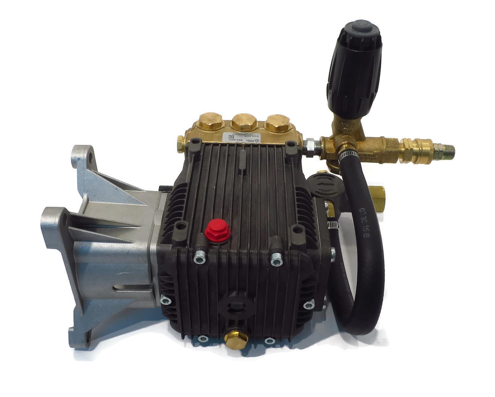 3700 Psi Rkv Power Pressure Washer Pump Amp Vrt3 Troy Bilt