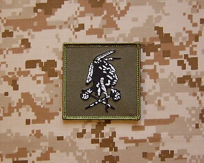 NSWDG Red Squadron No Easy Day 'Shooter' Patch DEVGRU ST6 Red Team