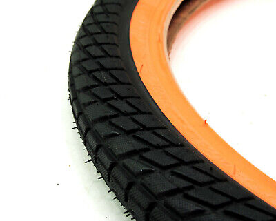 20x1.95 Kenda Kontact All Orange BMX tire