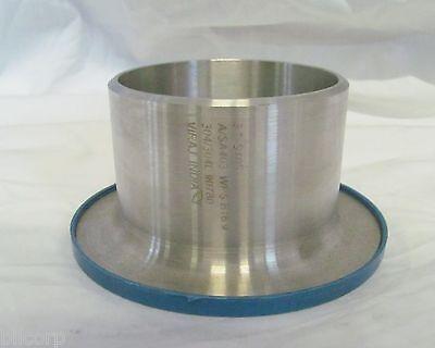 Stainless Steel Stub End Butt Weld 3 S10s Asa403 Wps B16.9 304304l 90780