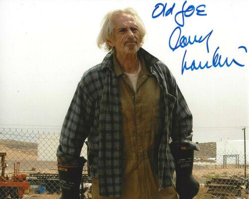 LARRY HANKIN SIGNED BREAKING BAD & EL CAMINO 'OLD JOE' 8x10 PHOTO B w/COA PROOF
