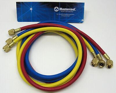 40360 60 Mastercool Hvac Air Conditioning Refrigeration Manifold Charging Hoses