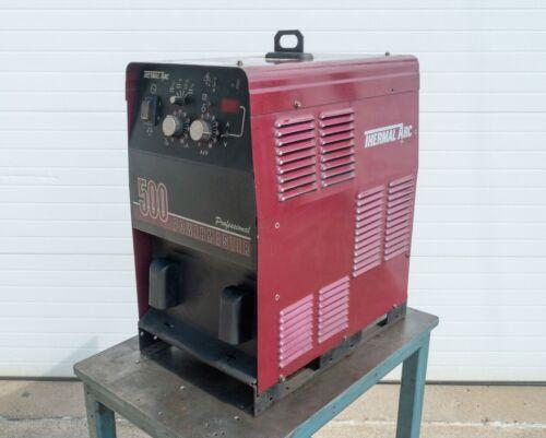 Thermal Arc Power Master 500 100060A Mig Robot Welder Spot Weld Power Supply