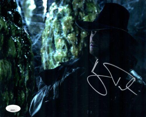 HUGH JACKMAN Signed VAN HELSING 8x10 Photo !Full Name Autograph! JSA COA