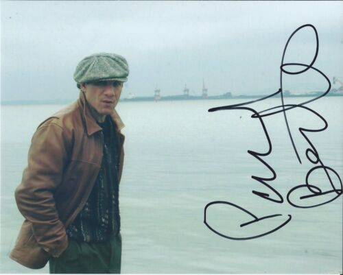 Paul Ben Victor Signed Autographed 8x10 Photo Vinyl The Wire