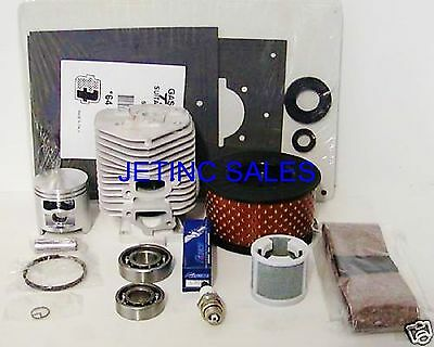 Cylinder Piston Kit Fits Stihl Ts 760 Engine Overhaul Kit