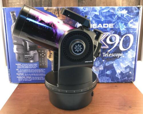 Meade ETX90 PREMIER EDITION Telescope with Accessories