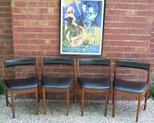 4 Retro Vintage Dining Chairs by McIntosh of Scotland circa 1960 Wantirna South Knox Area Preview