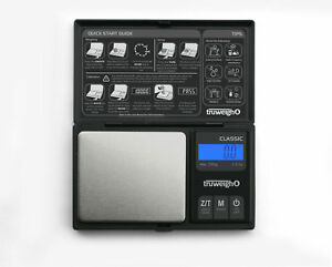 Truweigh Digital Scale CL-1000g x 0.1g Jewelry Herb Silver Coin Gram Pocket Gold