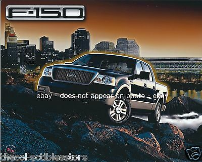 FORD MOTOR COMPANY F-150 SERIES FULL SIZE PICKUP TRUCK BEST SELLER 8 X 10