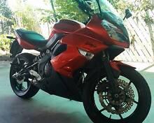 Kawasaki Ninja 650RL South Mackay Mackay City Preview