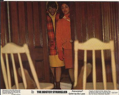 """The Boston Strangler 1968  8x10"""" color movie photo #nn"""