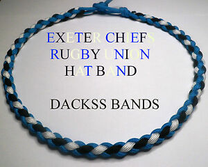 EXETER CHIEFS RUGBY UNION HAND MADE 27