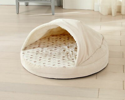 Tucker Murphy Pet Juanita Cuddle Cave Dog Dome with Cover