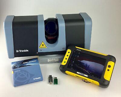 Trimble Fx Surphaser Laser Scanner W Yuma Fx Controller Software