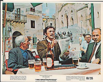"The Brotherhood 1968  8x10"" color movie photo #nn"
