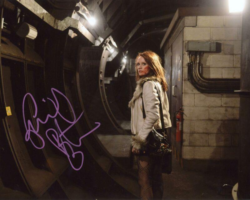 "Emily Berrington ""24: Live Another Day"" AUTOGRAPH Signed 8x10 Photo ACOA"