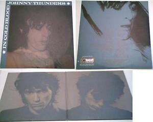 """Johnny Thunders-In Cold Blood - 2x10"""" 1998 (1982) - ex New York Dolls PERFECT-  mostra il titolo originale - Italia - Johnny Thunders-In Cold Blood - 2x10"""" 1998 (1982) - ex New York Dolls PERFECT-  mostra il titolo originale - Italia"""