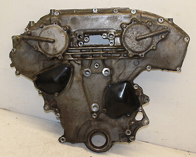 Nissan Murano I Z50 Motor Stirndeckel Kettenkasten Motordeckel gebraucht kaufen  Diekhof