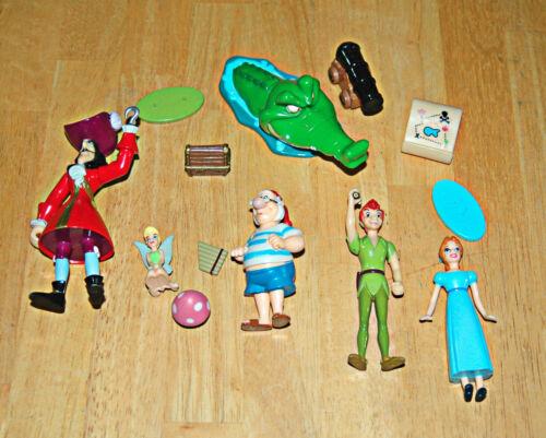 Lot of 13 Walt Disney