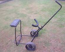 Golf Push-Pull Cart Fig Tree Pocket Brisbane North West Preview