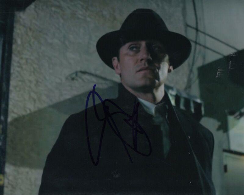 JOSH STEWART signed (THE PUNISHER) autograph 8X10 photo *John Pilgrim* W/COA #3