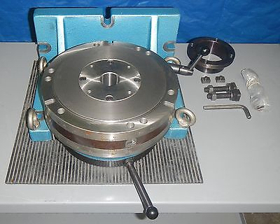 Bison Bial 10 Horizontal Vertical Rotary Indexing Fixture 5911-250
