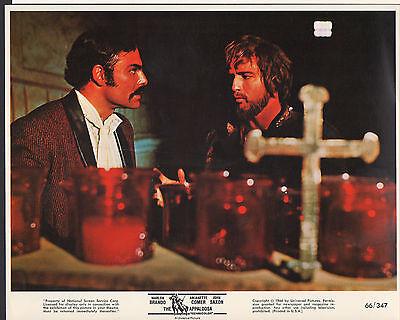 "The Appaloosa 1966 8x10"" color movie photo #nn"