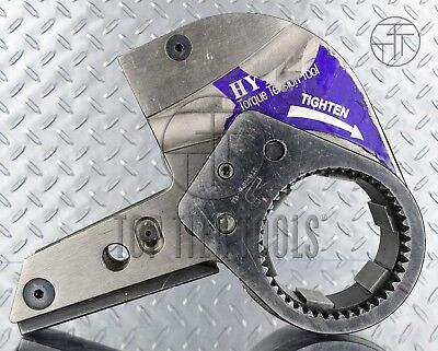 Hytorc Stealth-8 6 Nut Driver Link Hex Cassette Hydraulic Torque Wrench