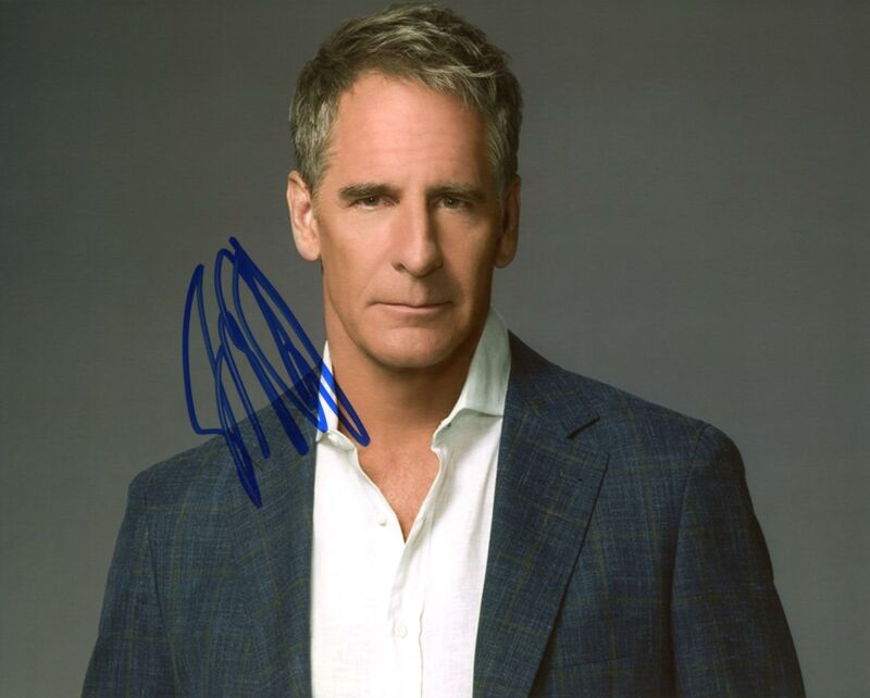 "Scott Bakula ""NCIS: New Orleans"" AUTOGRAPH Signed 8x10 Photo"