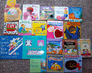 Huge Toddler Book Lot