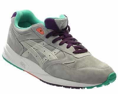 ASICS Gel-Saga Retro Running Shoe, Soft Grey/Soft Grey, 7 M