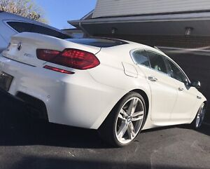 Bmw 650 grand coupe