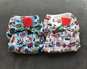 Not tot cloth diapers