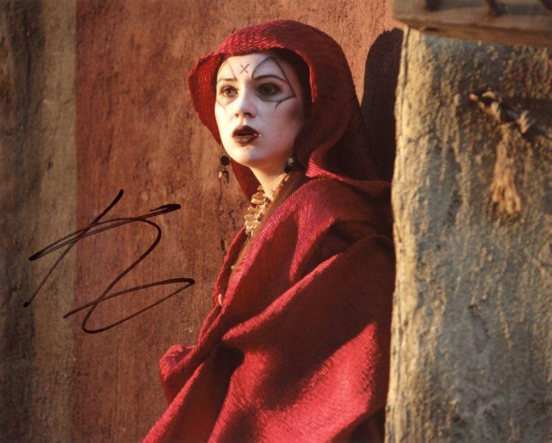 """Karen Gillan """"Doctor Who"""" AUTOGRAPH Signed 8x10 Photo B ACOA"""