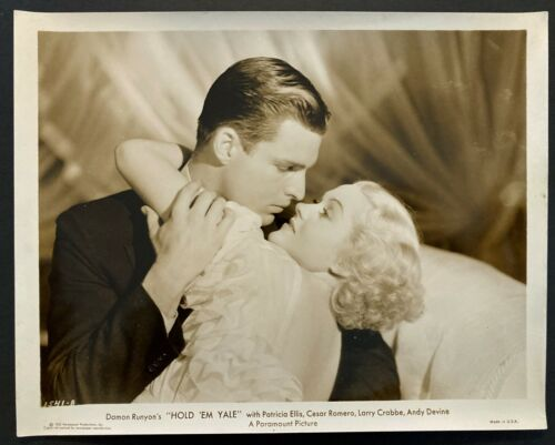 """1935 BUSTER CRABBE """"HOLD"""