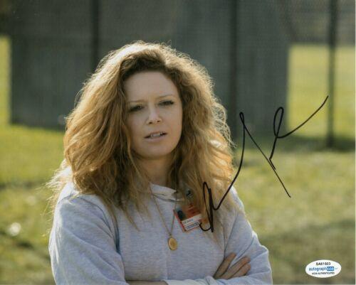 Natasha Lyonne Autograph Signed 8x10 Photo - Orange is the New Black (ACOA COA)