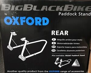 Oxford Rear Paddock Stand