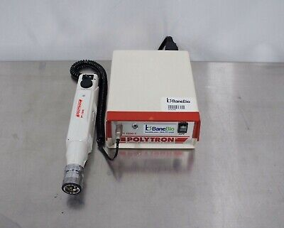 Polytron Homogenizer W Controller Pt1200cl