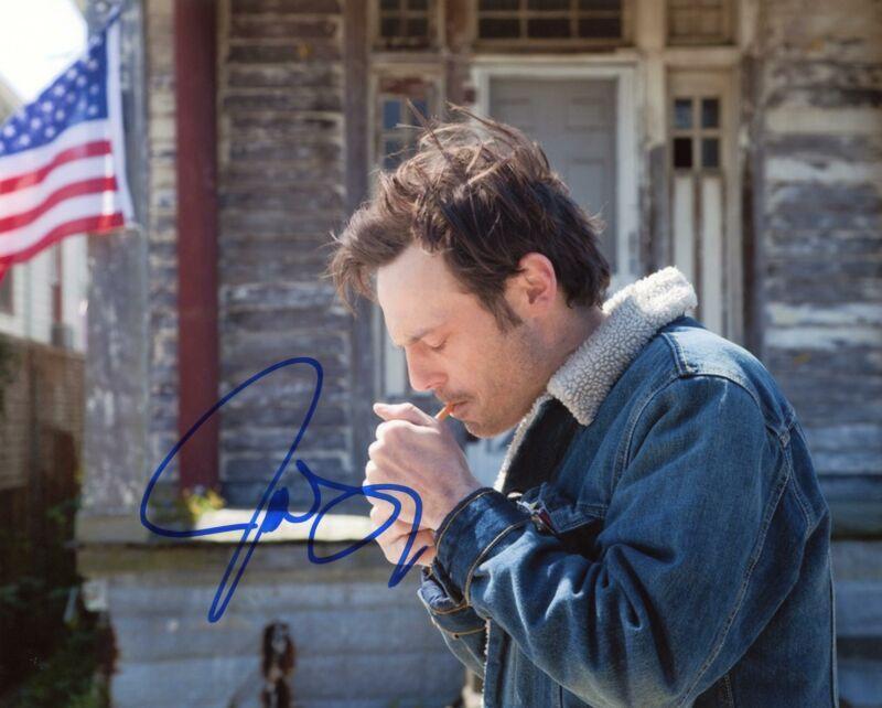 "Scoot McNairy ""Killing Them Softly"" AUTOGRAPH Signed 'Frankie' 8x10 Photo"