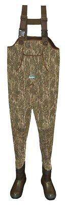 Itasca Marsh King 1000 gram Wader-Mossy Oak Bottomland-Size11