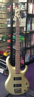 IBANEZ BTB205-TGF TRANS GREY FLAT 5-STRING BASS,  NEW OLD STOCK for sale  Shipping to Ireland