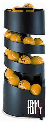 Sports Tutor Tennis Twist Battery Tennis Ball - Tutor Tennis Ball Machine