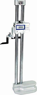 Mitutoyo 192-671-10 Lcd Digimatic Height Gage 0-18 Range .0005 -.0002